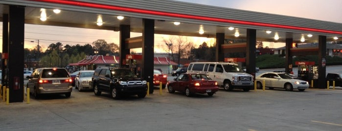 QuikTrip is one of Top picks for Gas Stations or Garages.