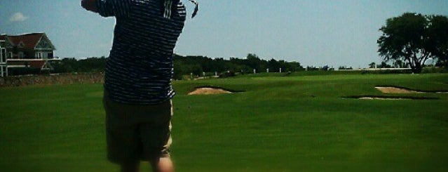 The Tribute is one of * Gr8 Golf Courses - Dallas Area.