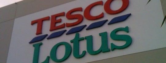 Tesco Lotus is one of Mall Rat Badge.
