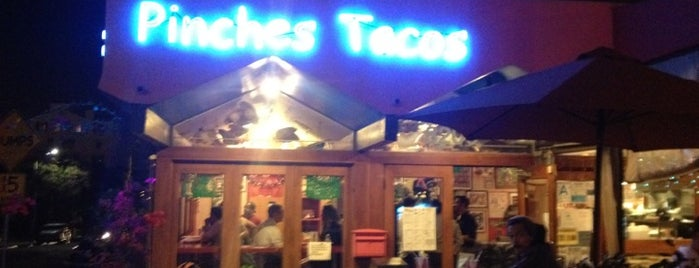 Pinches Tacos is one of favorites / los angeles *old*.