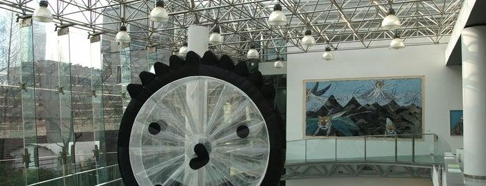 MoCA Shanghai is one of Shanghai's Art Galleries.