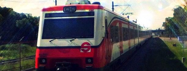 Tren Suburbano Lecheria is one of lugarsitos.