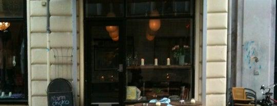 Café Ñ is one of Kopenhagen.