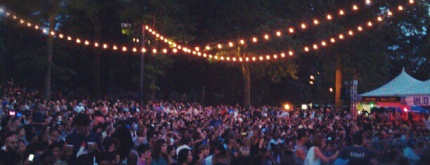 Celebrate Brooklyn!/Prospect Park Bandshell is one of music.