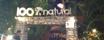 100% Natural is one of Vegetarian and Veggie Friendly.