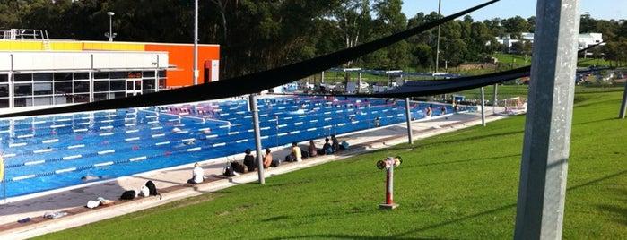 Macquarie University Sport & Aquatic Centre is one of Favoriler.