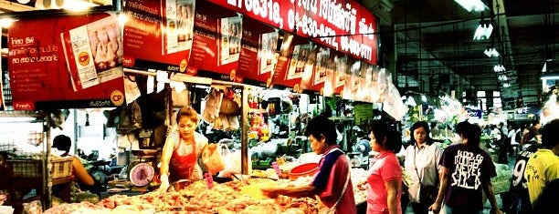 Huay Khwang Market is one of В дорогу 3.