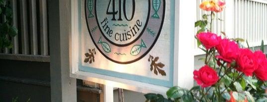 410 Bank St is one of Nj Restaurants.
