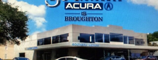 Southern Motors Acura is one of Gay-Friendly Auto Dealers in Savannah, GA.