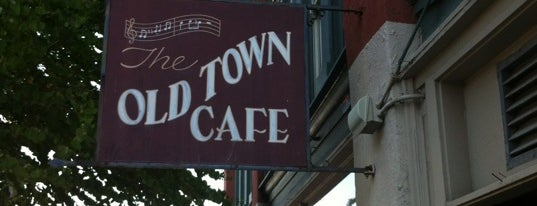 Old Town Cafe is one of Northwest Washington.