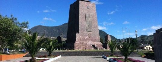 Museo de la Mitad del Mundo is one of Things To Do In Ecuador.