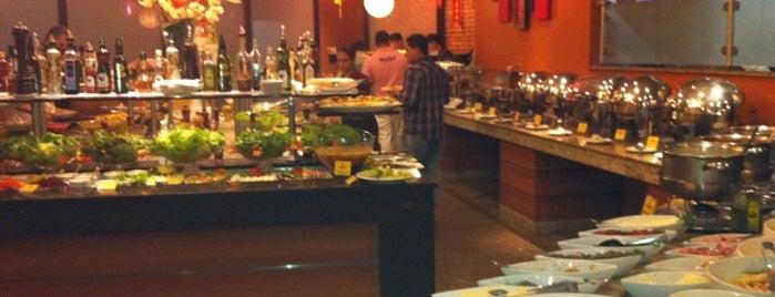 Sal e Brasa Gold is one of Bares e Restaurantes.