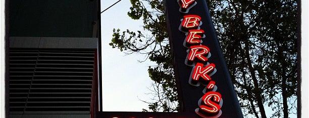 Billy Berk's is one of Favorite Restaurants.