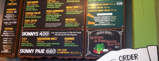 Potbelly Sandwich Shop is one of Amex Offers - Washington, DC.