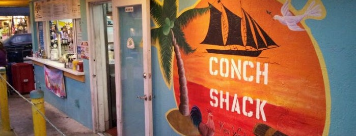 Conch Shack is one of Key West.
