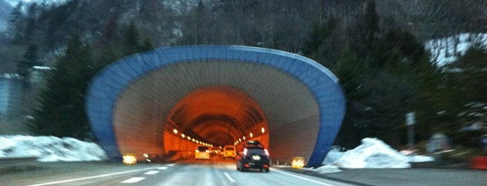 Kan-Etsu Tunnel is one of 越後國.
