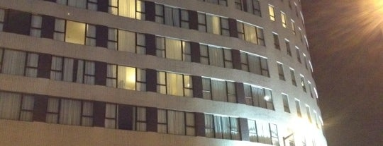 Dorsett Wanchai, Hong Kong is one of Hoteles en que he estado.