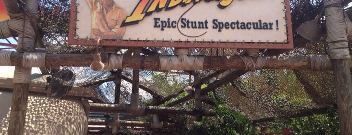 Indiana Jones Epic Stunt Spectacular! is one of Vacation Spots.