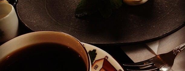 珈琲館 べるの木 is one of 行きたい(飲食店).