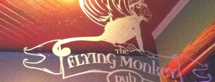 Flying Monkey Pub is one of Must-visit Bars in Cleveland.