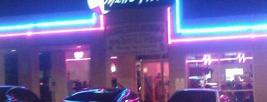 Metro Pizza is one of Vegas.