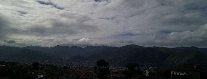 Huaca Sapantiana is one of Perú.