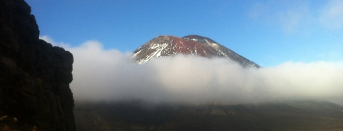 Mount Doom (Mt. Ngauruhoe) is one of Bucket List.