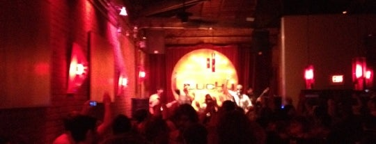 Lucky Lounge is one of Austin's Best Music Venues - 2012.