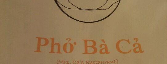 Pho Ba Ca is one of Nom nom in GTA.
