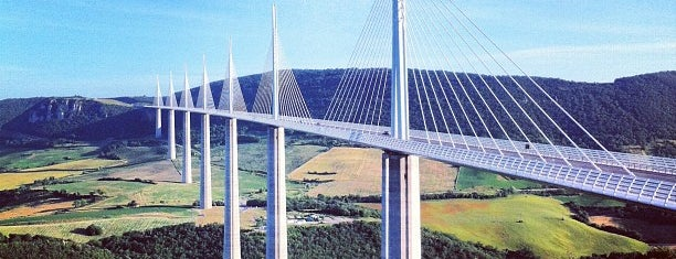 Viaducto de Millau is one of Europa.