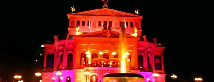 Opernplatz is one of Must-visit Parks & Outdoors in Frankfurt.