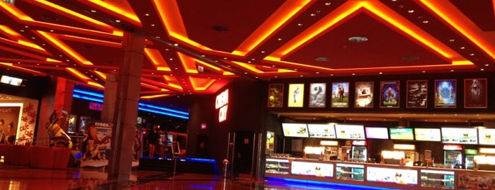 Cinema City is one of Favorite.