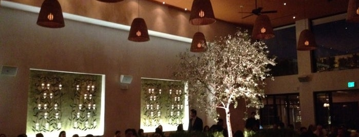 Fig & Olive is one of L.A.'s Most Romantic Places.