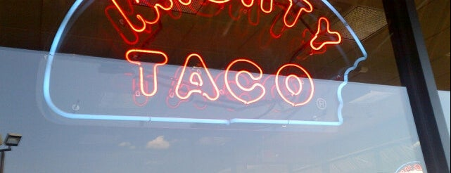 Mighty Taco is one of Visit to Buffalo.