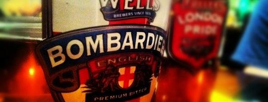 "Английский паб ""Альбион"" is one of Попить пива."