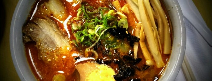 Santouka is one of The 15 Best Places for Ramen in Los Angeles.