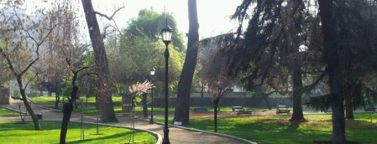 Parque Forestal is one of City Hero.