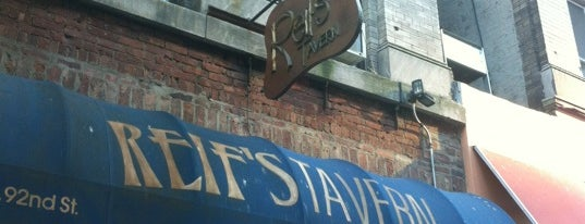 Reif's Tavern is one of Best Bars to Talk Politics.
