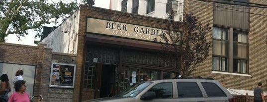 Bohemian Hall & Beer Garden is one of Bars to check out.