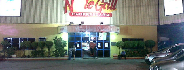 Norte Grill is one of Restaurante.