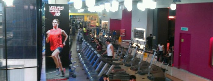 Fitness First Platinum is one of Guide to Subang's best spots.