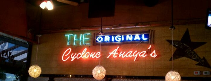 Cyclone Anaya's Mexican Kitchen is one of Sounds Great!.
