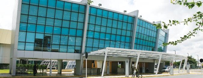 Aeroporto Internacional de João Pessoa / Castro Pinto (JPA) is one of JOÂO Pessoa.