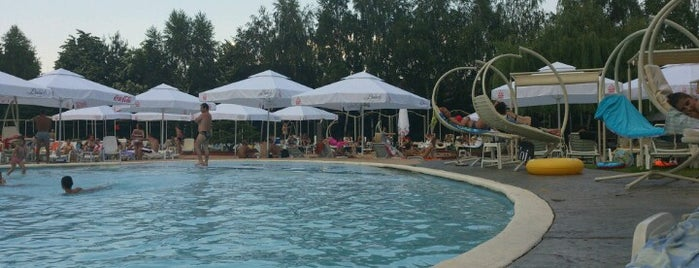 Maxi Park Hotel & Spa is one of nom-nom.