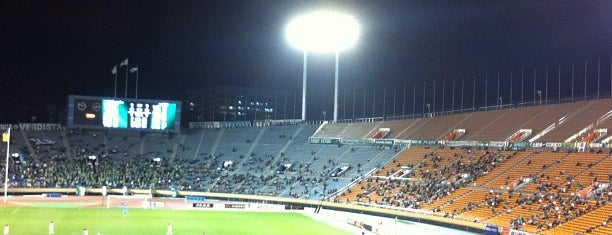 National Olympic Stadium is one of Tokyo as a local.