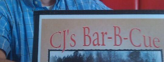 C's Bar-B-Que is one of Mocksville.