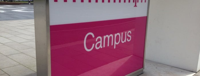 Deutsche Telekom Campus is one of Office.