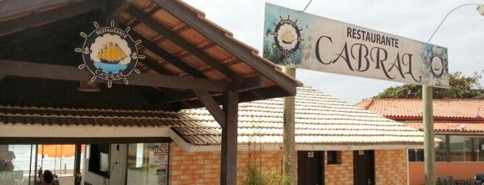 Restaurante Cabral is one of Lugares que já dei checkin.