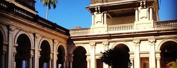Escola de Artes Visuais do Parque Lage (EAV) is one of Para conhecer.