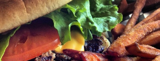 LA Burger is one of DFW -More Great Food.